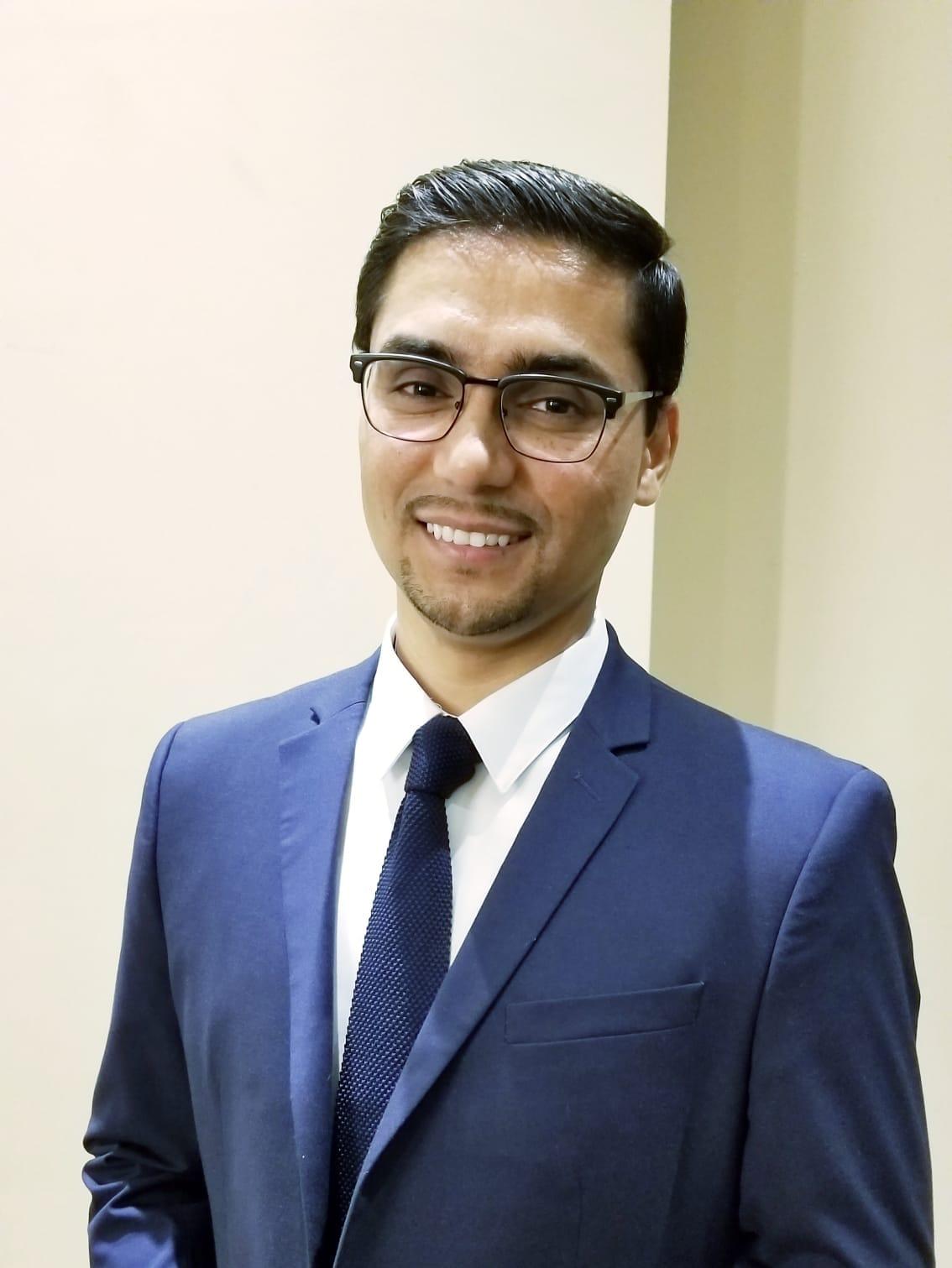 Robin M. Bhuiyan